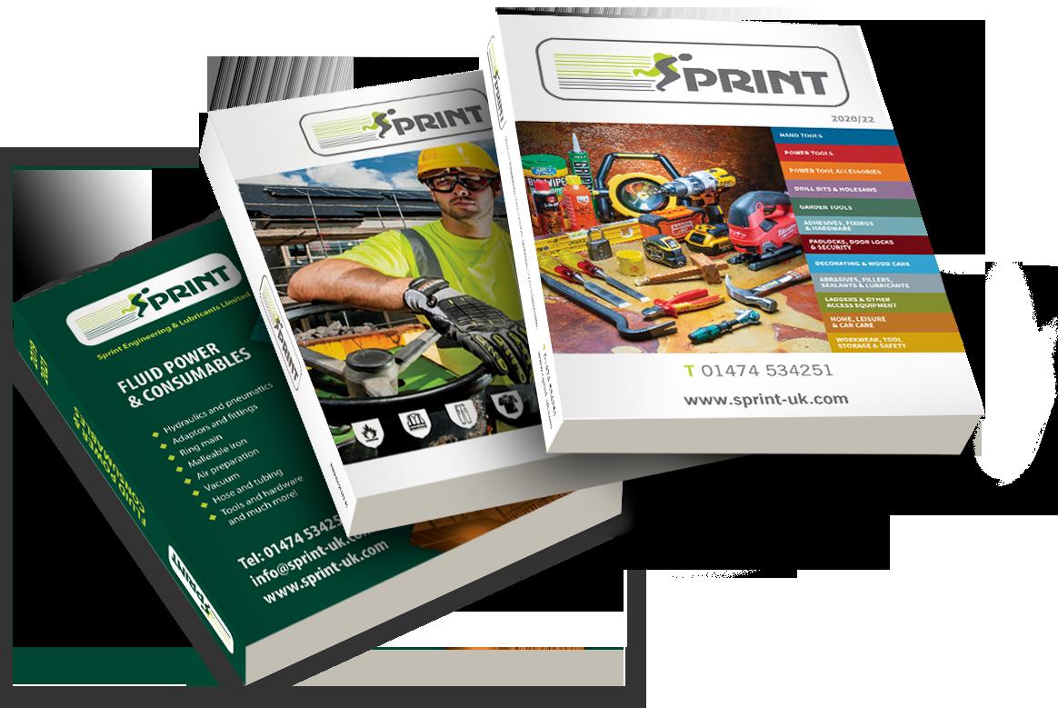 sprint brochures
