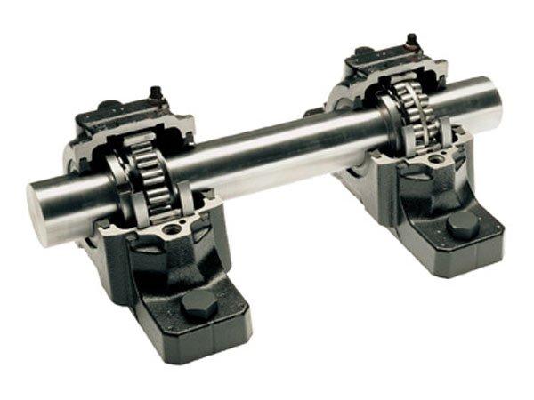 sprint self aligning bearing system kent